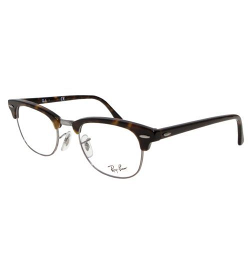 glasses ray ban clubmaster womens