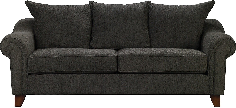 Reese Chenille Sofa - Dark Grey | Sofa, Chenille fabric ...