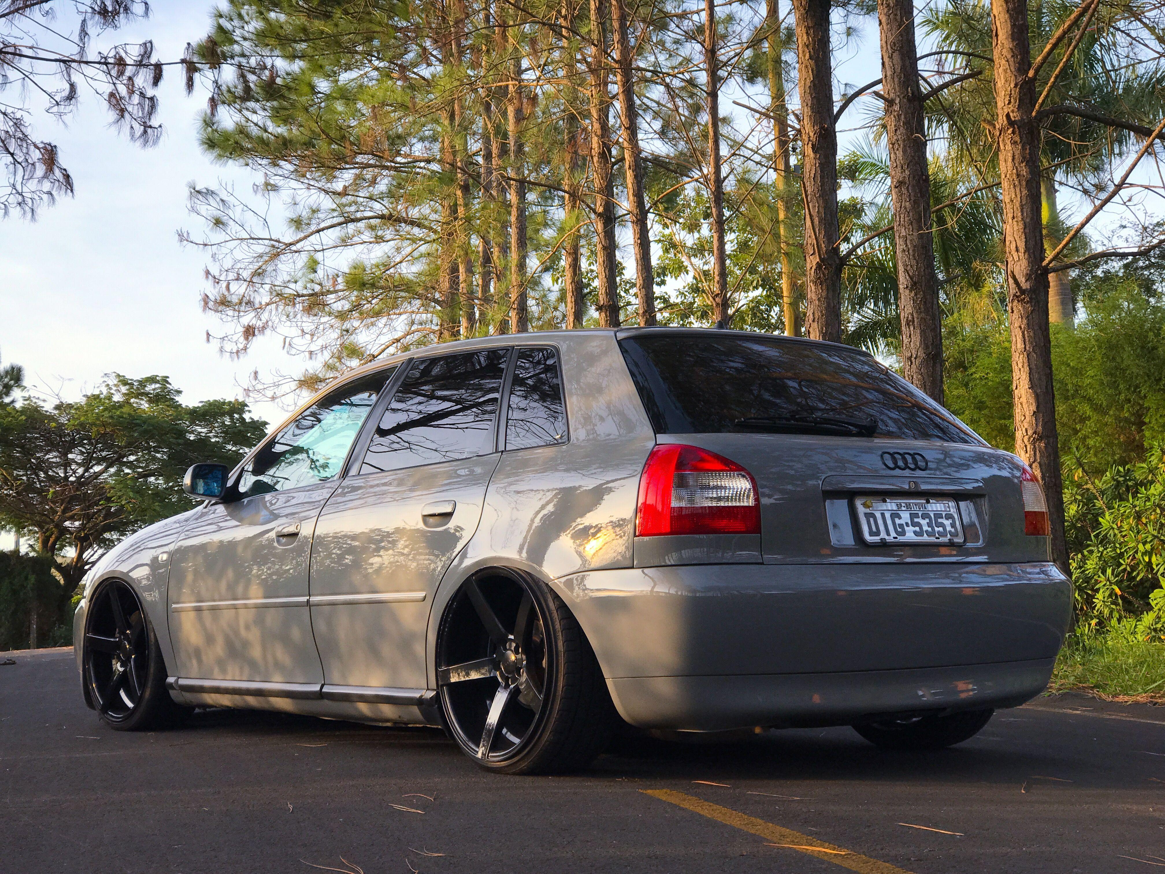 Audi A3 8l Gris Nardo