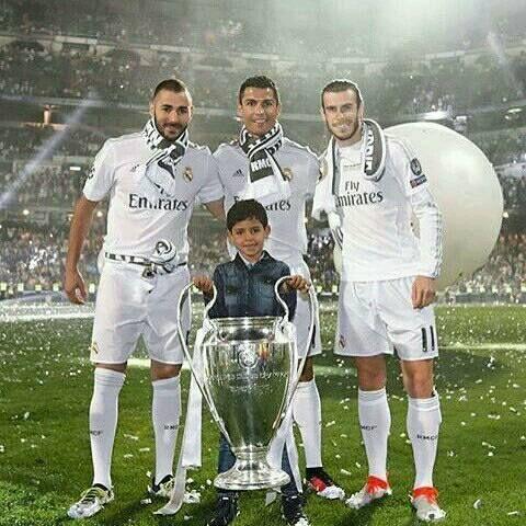 Bbc Bale Benzema Cristiano Ucl Futbol De Locura Real Madrid Football Real Madrid Win Real Madrid Team