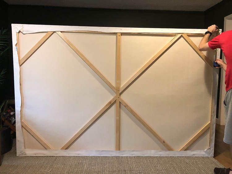 Upgrade to Large Framed Canvas