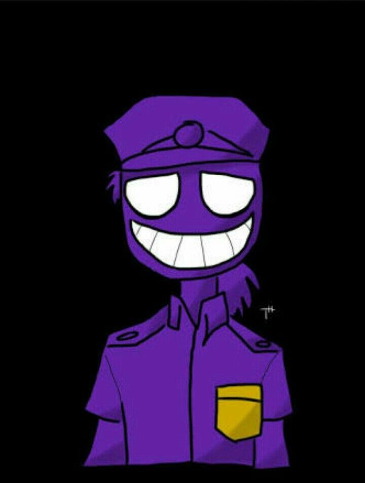 Purple Guy -sonrisa-