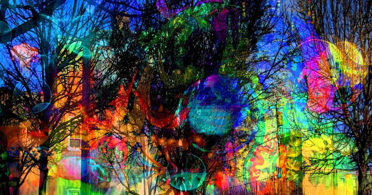 Paling Bagus 17 Wallpaper Warna Warni Pohon Wallpaper