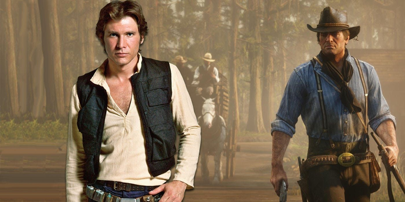 Red Dead Redemption 2 Where To Find The Han Solo Outfit