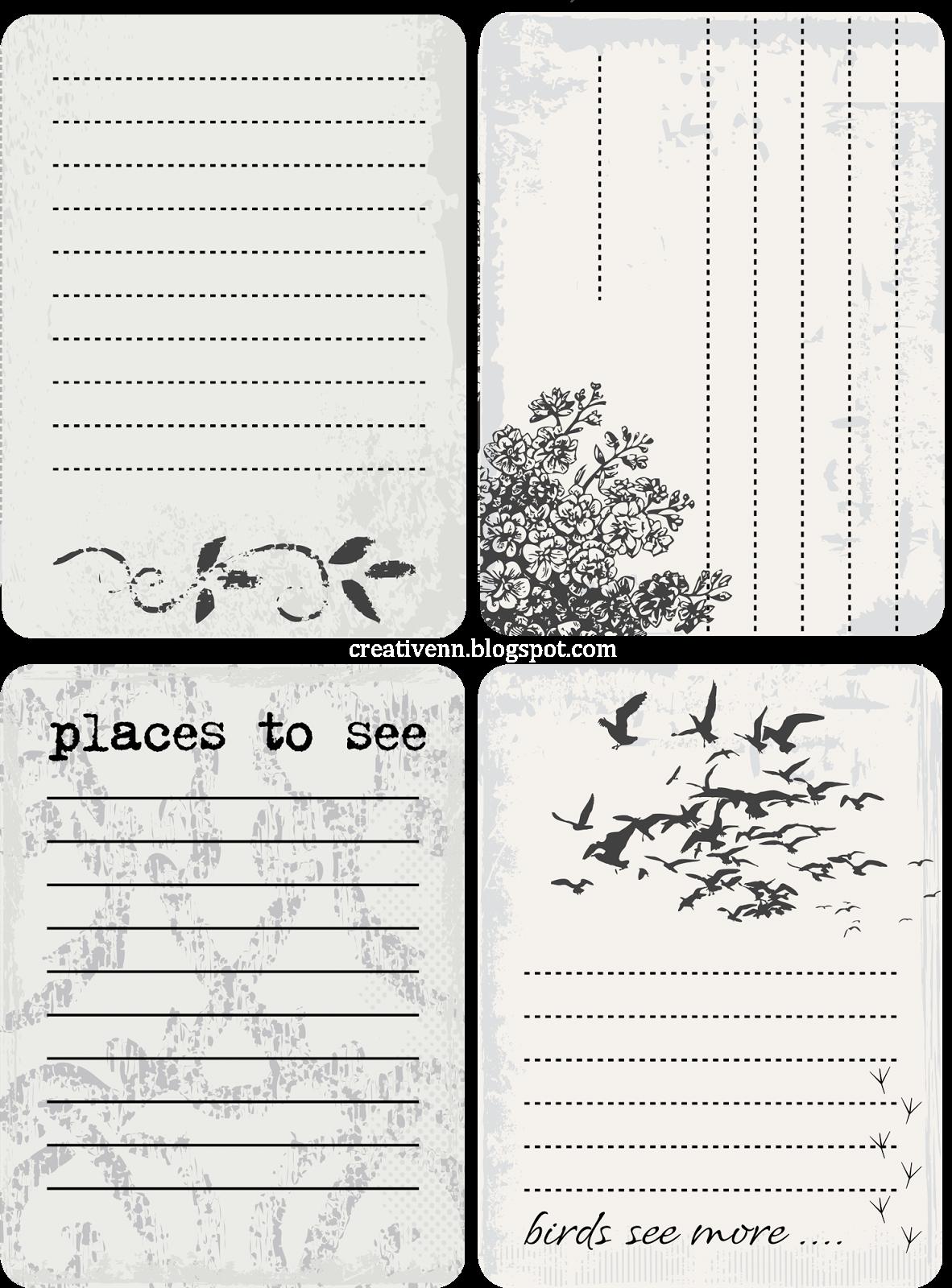 картинки для заметок черно белые помощью инструмента