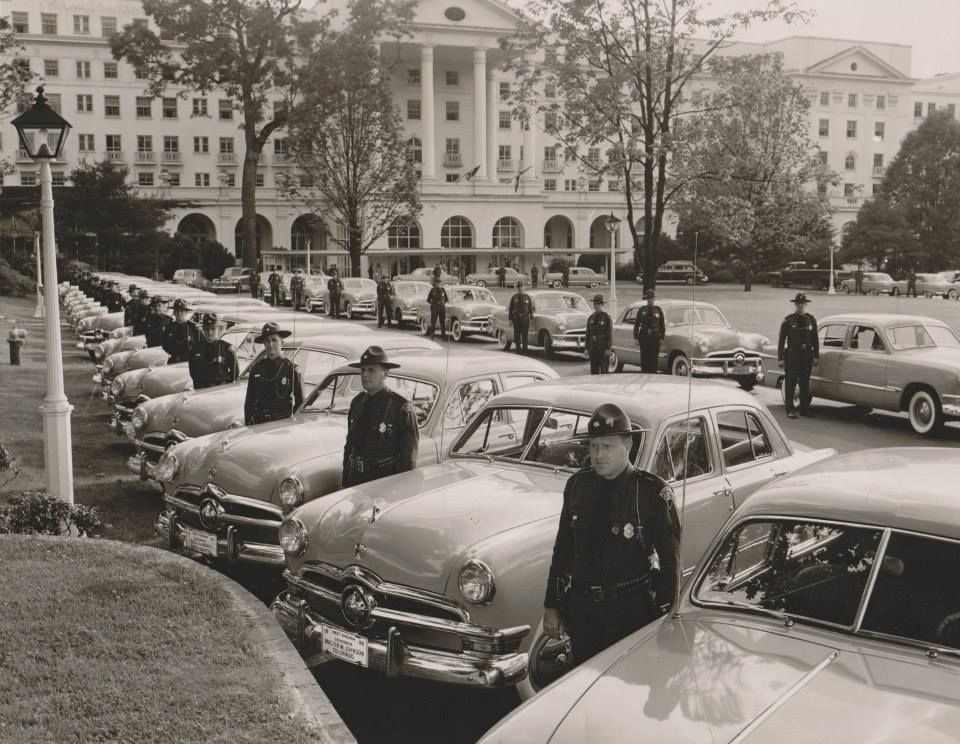 old pictures of west virginia State Police | In the line of duty ...