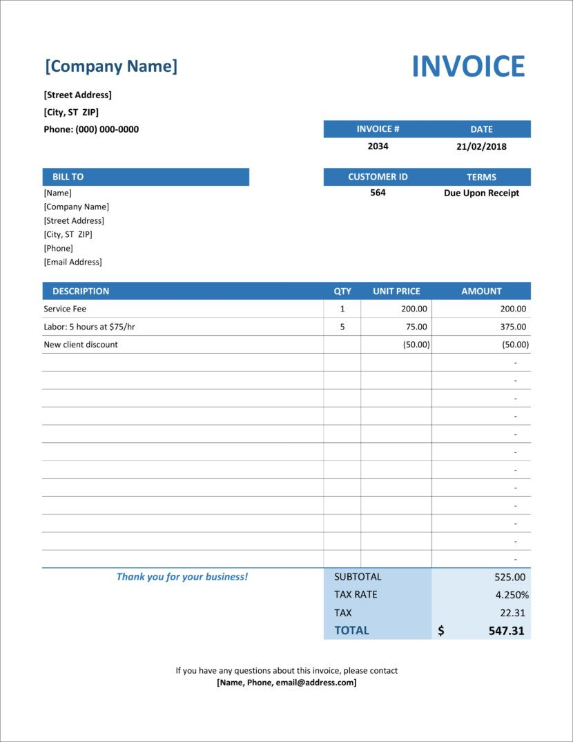 32 Free Invoice Templates In Microsoft Excel And Docx Formats In 2021 Microsoft Word Invoice Template Invoice Template Word Invoice Template