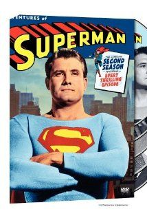 Superman 1952 1958 Faster Than A Speeding Bullet More Powerful