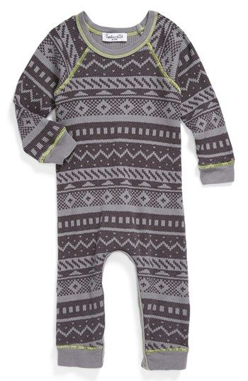 Photo of Knit Romper (Baby Boys)