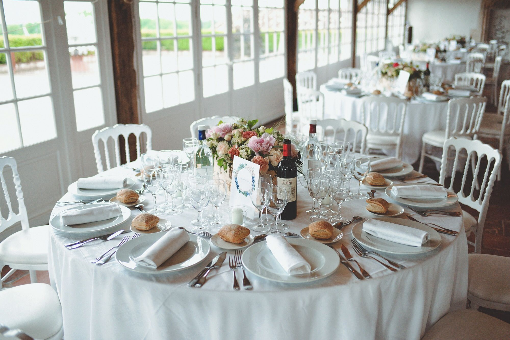 Wedding Table Decorations, Wine Cases And Flowers Destination Wedding Planner,