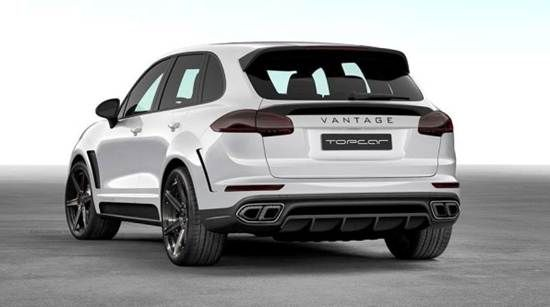 2017 Porsche Cayenne Turbo S Review Redesign Release