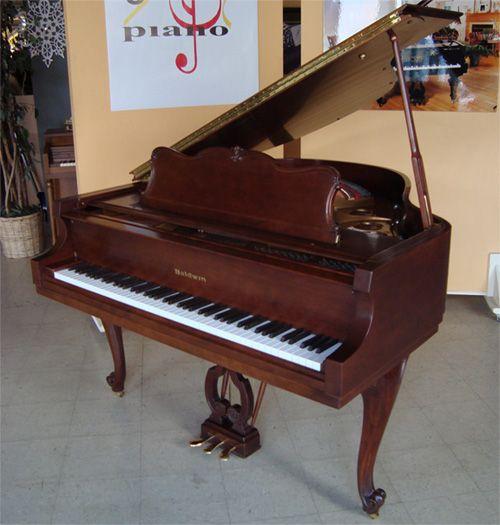 Playing Piano This Is My Dream Piano Baldwin Baby Grand