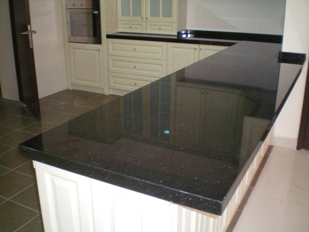 Experienced Marble, Granite And Solid Surface Kitchen Table Top Installer  In Malaysia.