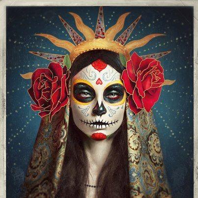 Dia De Los Muertos. Amor Perdido
