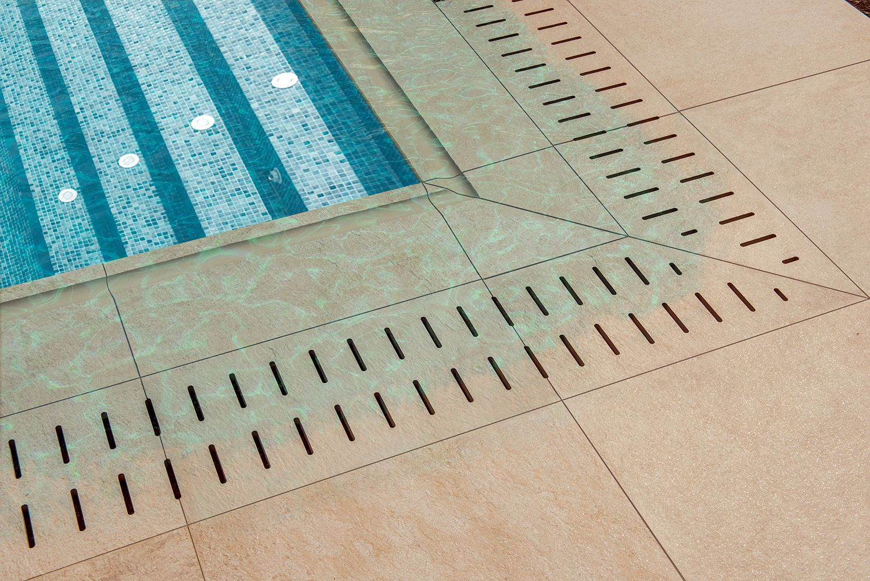 La Fabbrica: IQuarzi Griglia30 Swimming Pool
