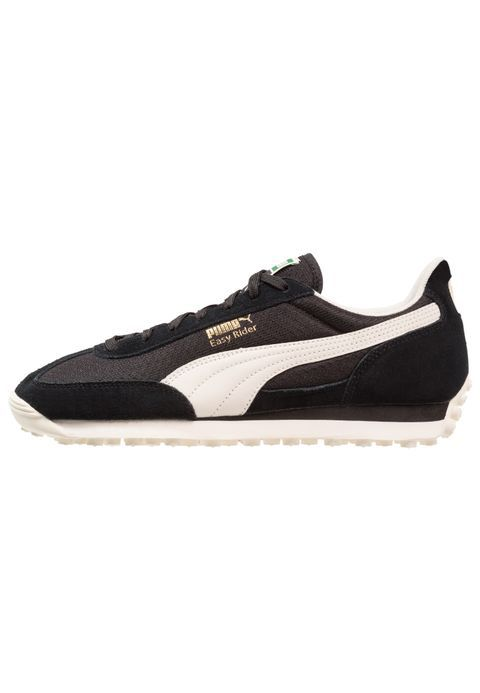 EASY RIDER CLASSIC - Sneakers laag - black/whisper white/gold | Classic  sneakers, Easy rider and Pumas