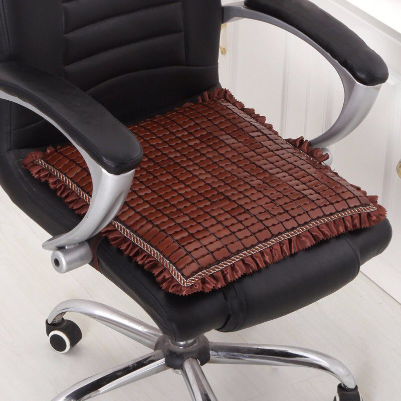 Summer Cool Office And Car Bamboo Seat Cushion Cool Office Cool