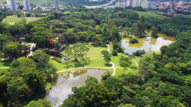 Parque Burle Marx, Morumbi, São Paulo de Piratininga - SP, Brasil