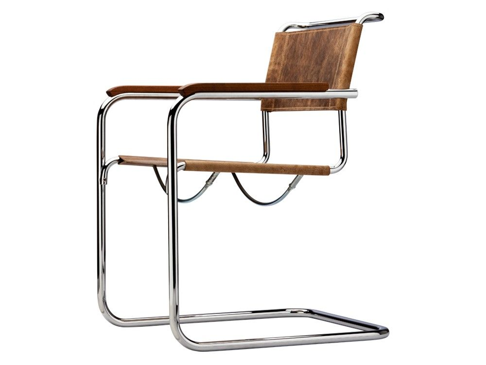 Thonet Stoel S43 : Thonet s dining chair by mart stam chaplins gin palace