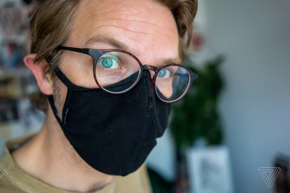 How to stop your glasses from fogging up when you wear a