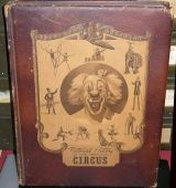 Pictoral history of the american circus, durant 1957