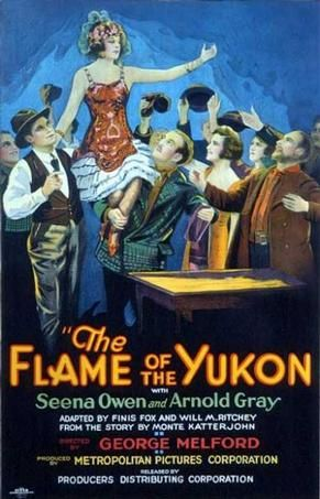 Watch The Flame of the Yukon Full-Movie Streaming