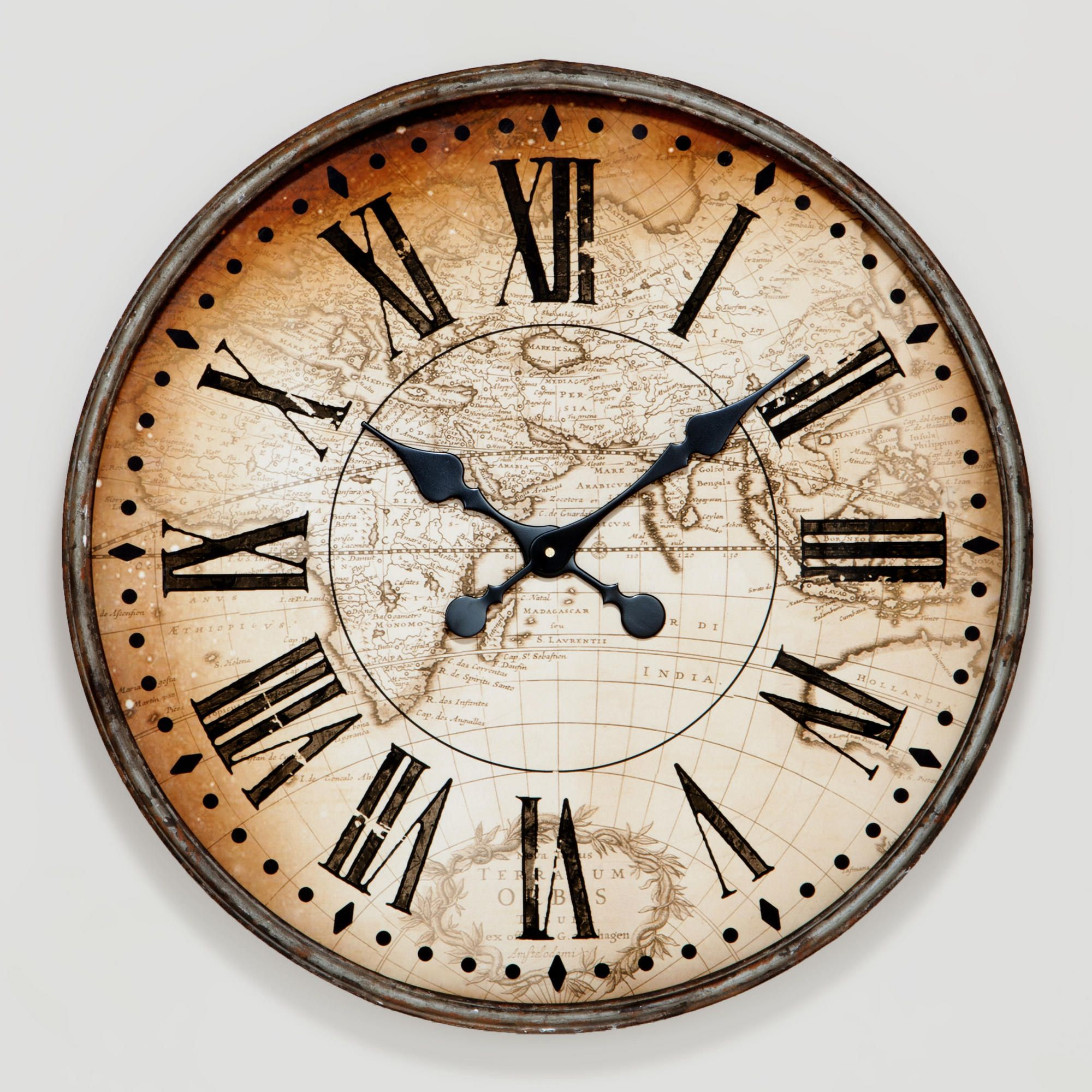 World clock world market a clock and a map brilliant i love world clock world market a clock and a map brilliant gumiabroncs Images