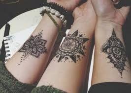 Resultado de imagem para women tattoo mandala leg