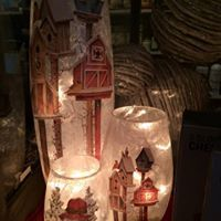 Beautiful light up christmas decorations in 3 different sizes. #pearhome #homedecor #christmas #giftidea #orangeville