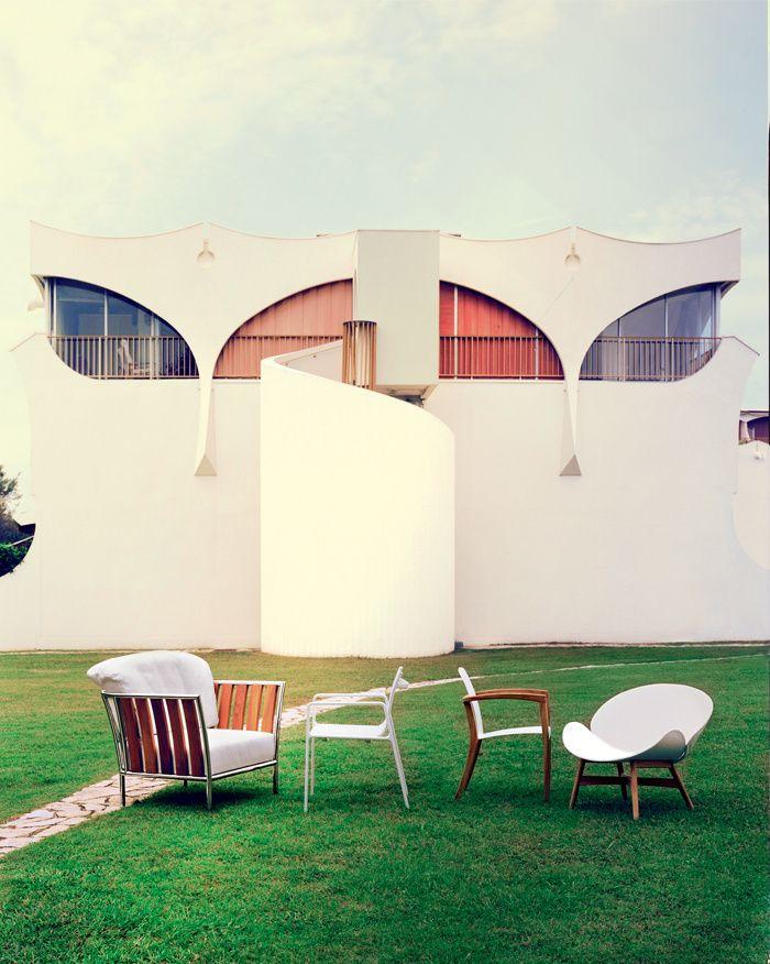 Le meilleur des meubles d\u0027extérieur Teak, Modernism and Spaces