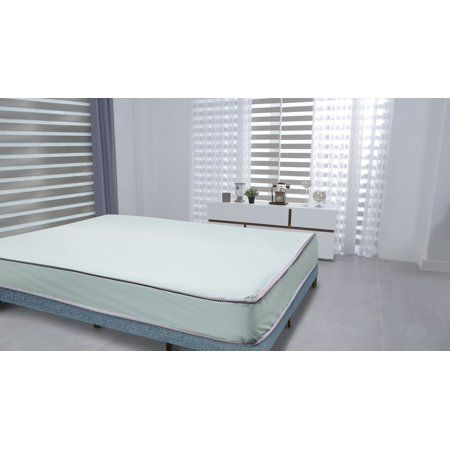 6 Inch California King Hospital Mattress With Spill Resistant