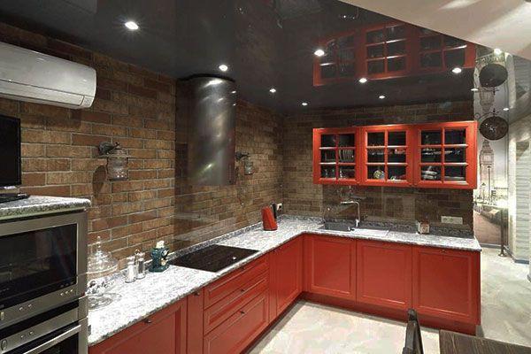Кухня без верхних шкафов: идеи хранения, советы дизайнеров ...
