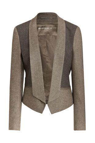 adc65c863e19 DRYKORN women blazer. Must have. | Blazer, Jacket, Coat, Sweater ...