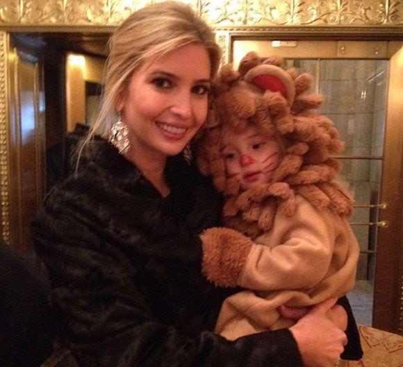 Ivanka Trump : su hija Arabella