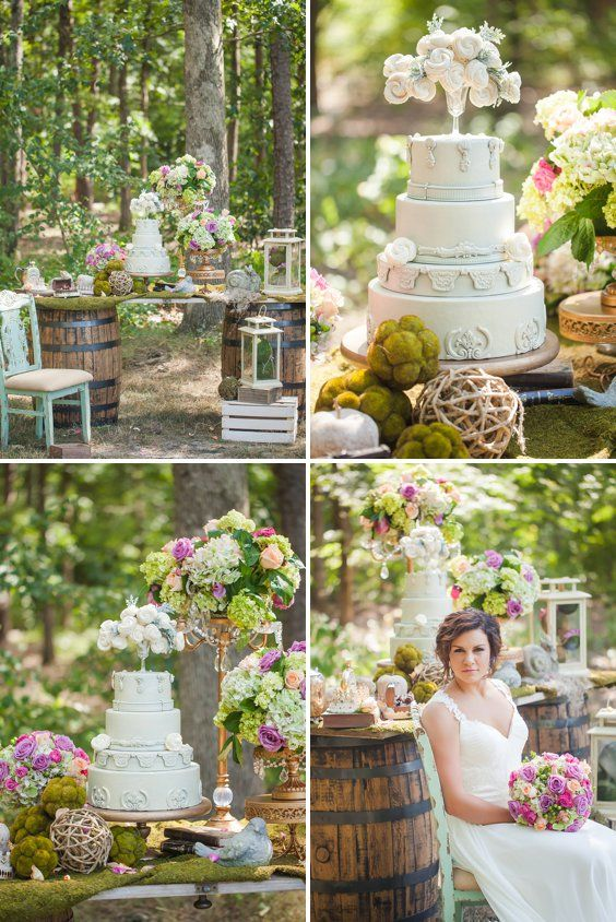 10+ Enchanted forest wedding theme inspirations