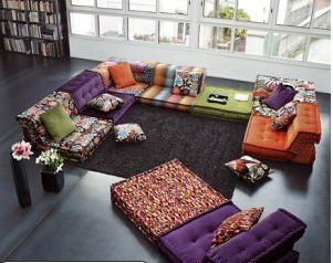 Incroyable Floor Pillow Seating | First I Love The Fact That It Is Floor Seating And  Yet Still Feels .