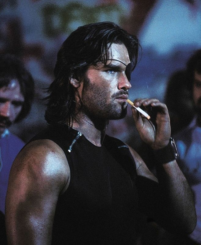 new Snake york escape from plissken