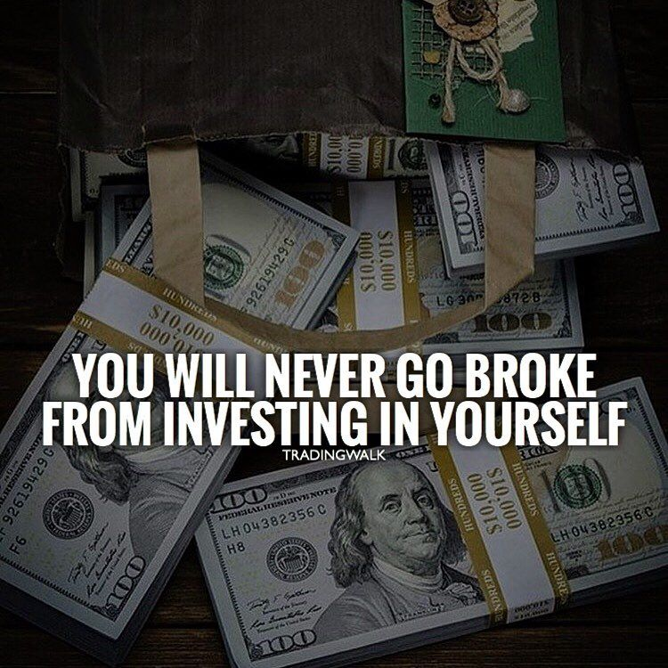 Invest in yourself! Learn to trade forex with our price
