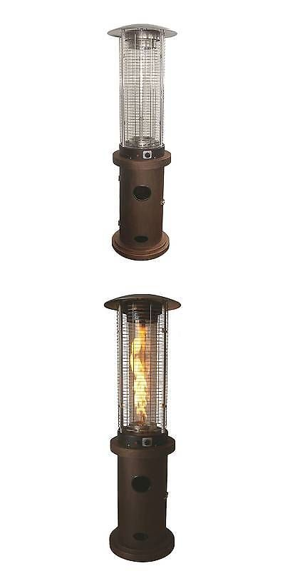 Patio Heaters 106402: Bond Larkspur 360 Patio Heater - Timber -> BUY ...