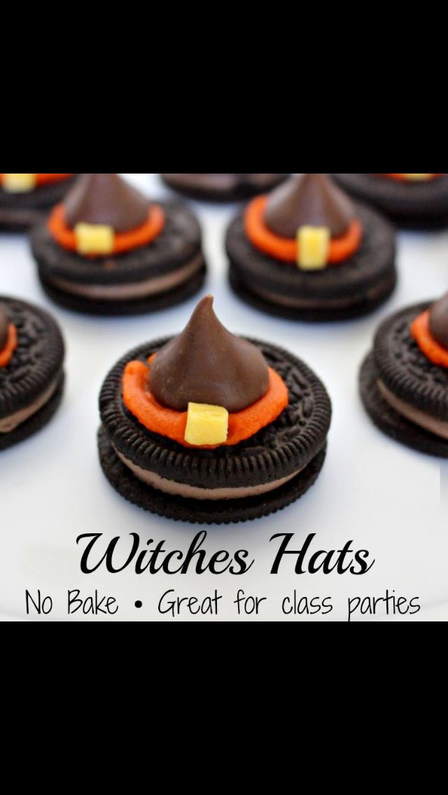 Cute and easy! Halloween Pinterest