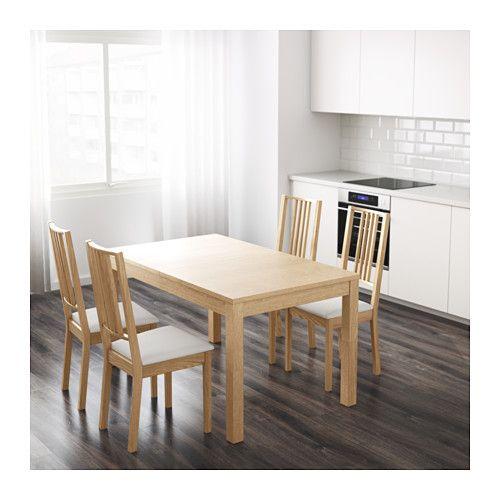 Lovely Ikea Bjursta Table
