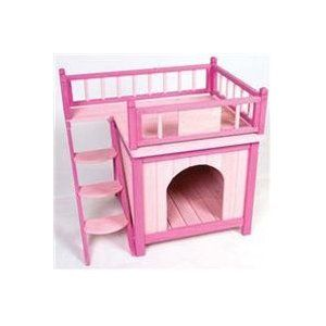 Scoresense For Frankie B Alien 3 Princess Dog House Indoor Dog