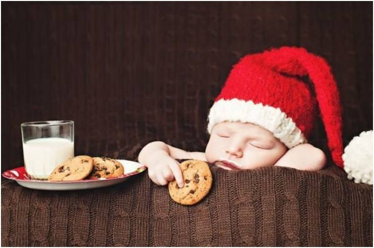 Ideas For Baby S First Christmas