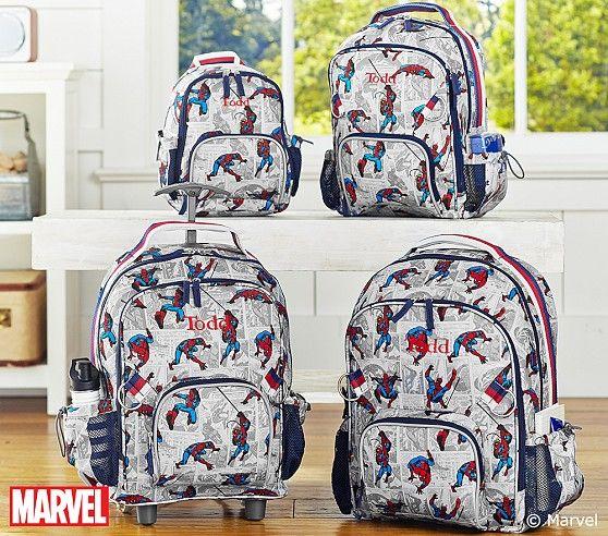Allover Spider Man Backpacks Backpacks Men S Backpack