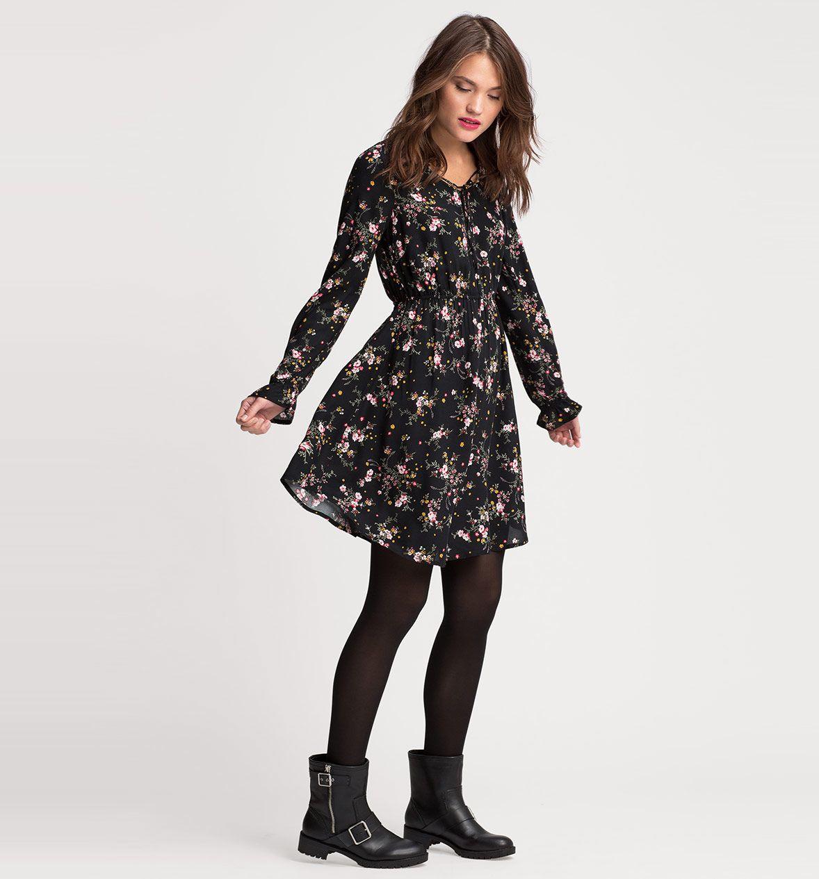 sklep internetowy c&a | sukienka, kolor: czarny | dobra