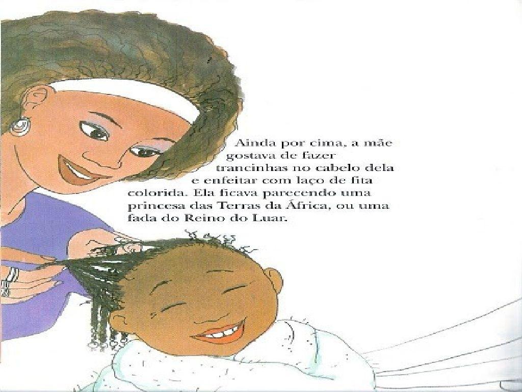 Historia da Menina bonita do laço de fita | Livros de