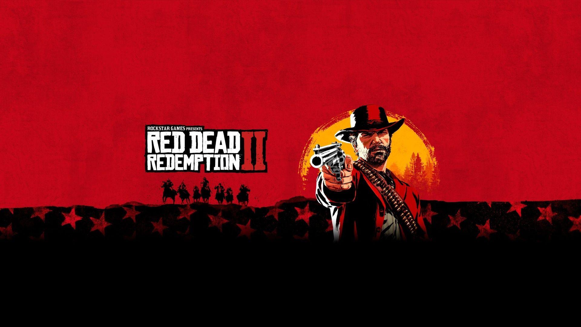 Red Dead Redemption 2 Rockstar Wallpapers Hd Resolution Red Dead Redemption Fear Of The Dark Red Dead Redemption Ii