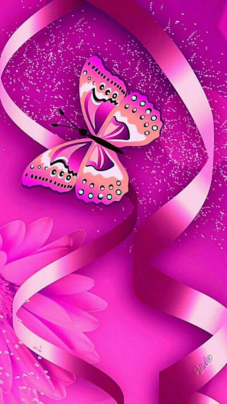 Pin by ღℳєℓღ™ on ⛤pнone backgrounds⛤ Butterfly wallpaper
