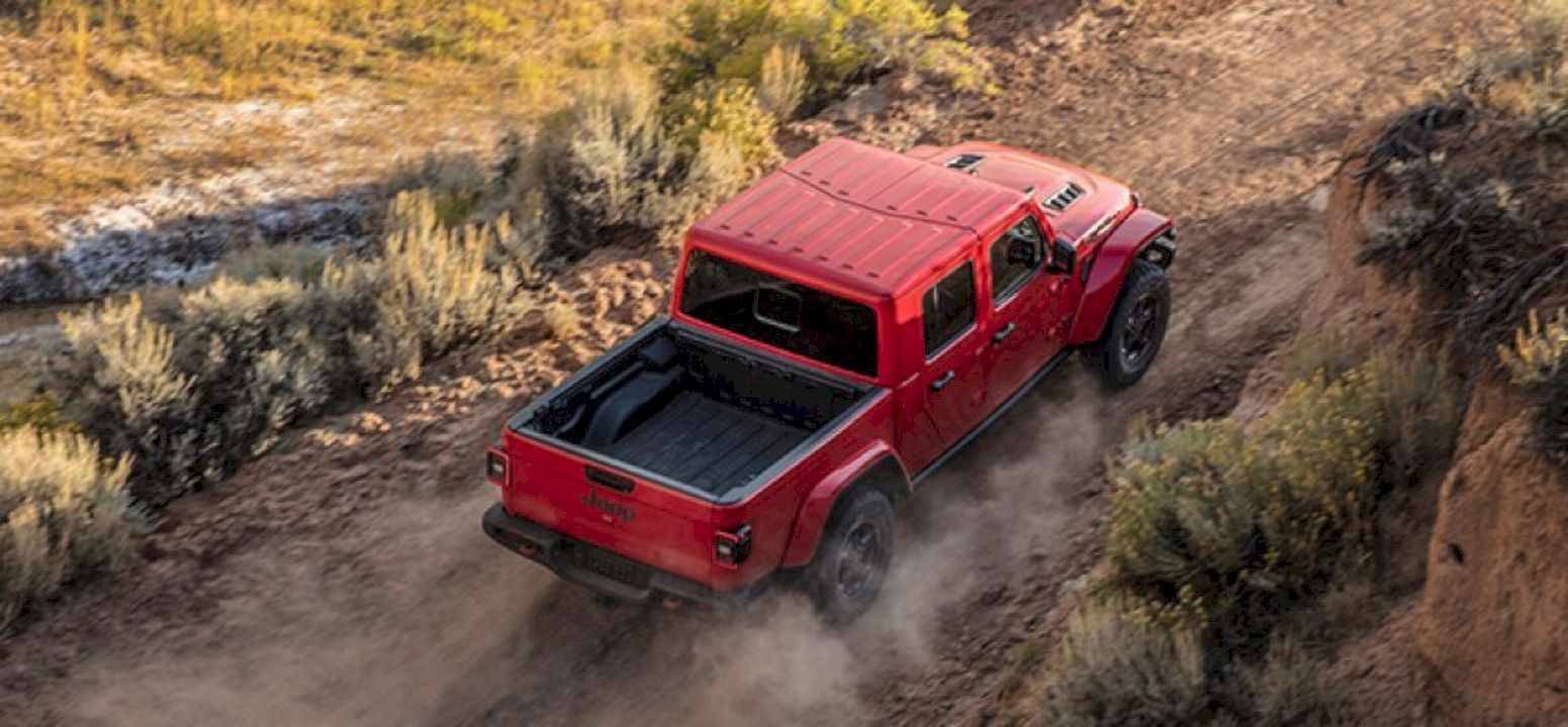 The AllNew 2020 Jeep Gladiator is Back Jeep gladiator