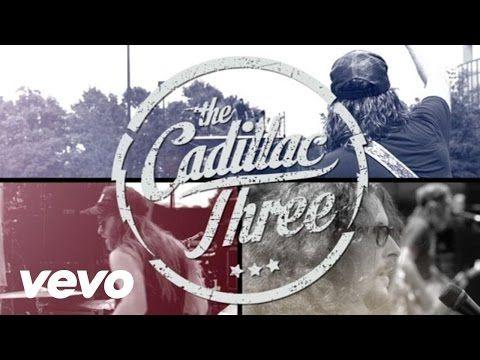 The Cadillac Three - White Lightning - YouTube | Crafting ...